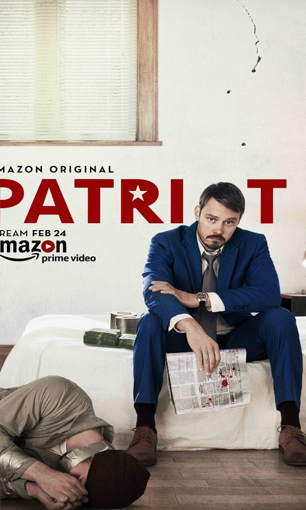 Patriot tv series (on air)